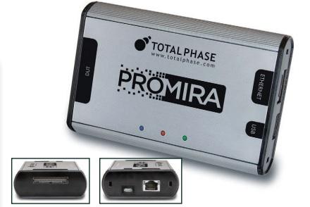 *受発注* HIDISC TOTAL PHASE PROMIRAシリアルプラットフォーム + 高性能ケーブルテスター