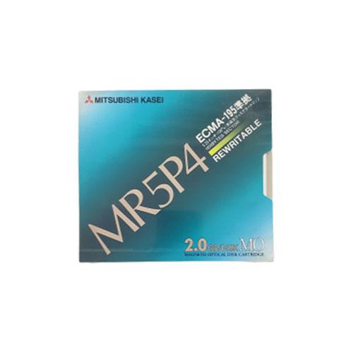 MO 【アウトレット】 三菱化成 5.25インチ MOディスク 2GB MR5P4