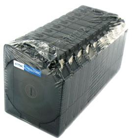 TDK製の磁気テープ(200MB)10巻セット TDK D1480×10