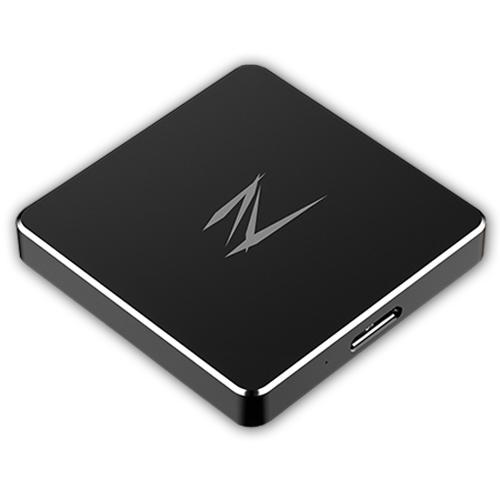 【送料無料☆新製品】Netac 外付小型ポータブルSSD Z2シリーズ 256GB 軽量/コンパクト/耐衝撃 USB3.0ケーブル付属 NC Z2-256GB-G3