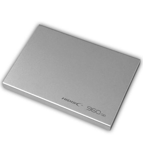 コンパクトサイズ, ハイスピード 外付けSSD 960GB