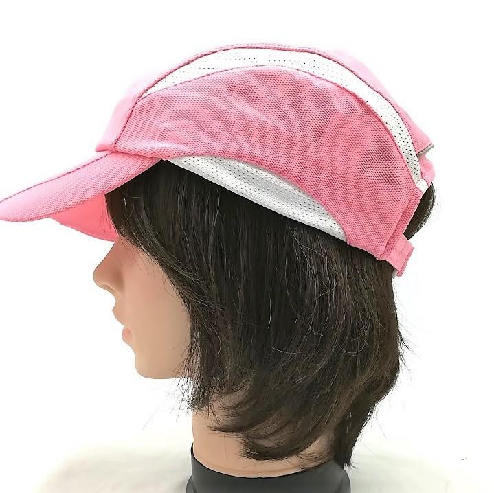 【帽子つけ毛】MIX毛ウィッグ型つけ毛 ショートスタイル