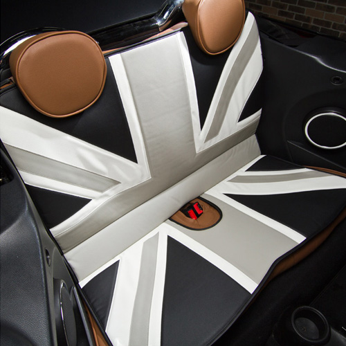 BMW MINI ミニ L字シート モノトーン 特別セール品 CABANA ユニオンジャック 新生活