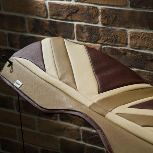 BMW MINI(ミニ)R50/R53/R55/R56/R60/F56/F55/F60トノカバー(セピアブラウン)【CABANA】
