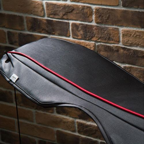BMW MINI(ミニ)R50/R53/R55/R56/R60/F56/F55/F60トノカバー パークレーン(ブラック/ルースターレッドパイピング)【CABANA】