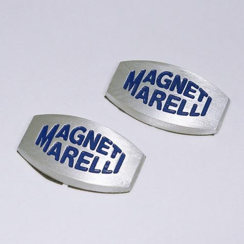 MAGNETI MARELLI エンブレムセット