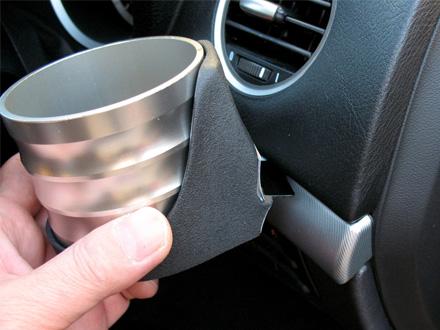 阿尔法罗密欧Alfa Romeo159仪表控制板饮料持有人(黑色茶杯)