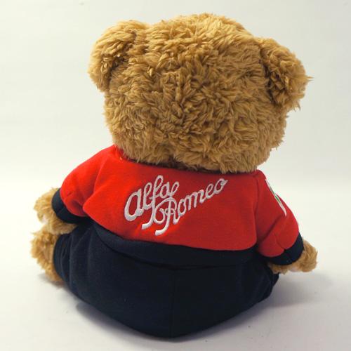 Alfa Romeo (Alfa Romeo) stock Teddy bear plush