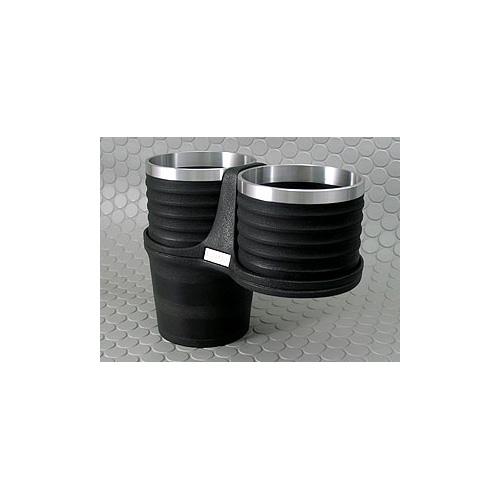 ALCABO(アルカボ)BMW X1シリーズ(E84)用ドリンクホルダー(ブラック/リング カップ タイプ)