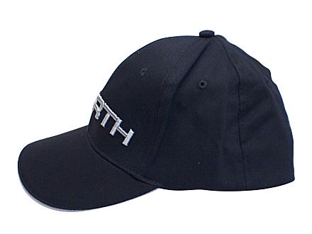 ABARTH纯正棒球盖子(黑)