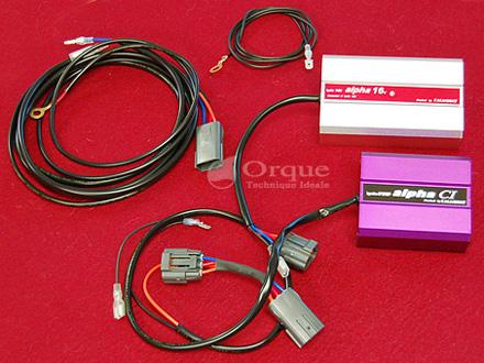 OrqueAlfa Romeo 159/Brera/NEW Spider ハイパーイグニッションシステムVSD & Ignite VSD alpha CIセット