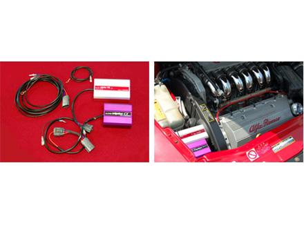 Orque Alfa Romeo 159/Brera/NEW Spider超级点火系统VSD&Ignite VSD alpha CI安排