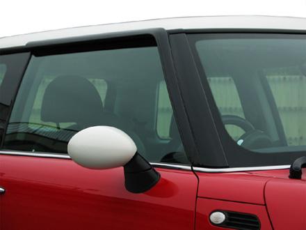 BMW MINI ドアバイザー(カーボン) CLOS