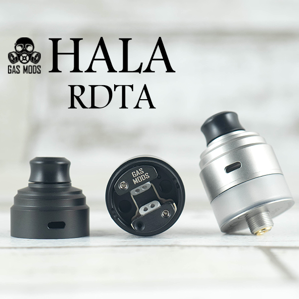 GASMODS Hala RDTA gas Mods stomach electron cigarette vape atomizer small  22mm in diameter tank Nixon NIXON compact RDTA single