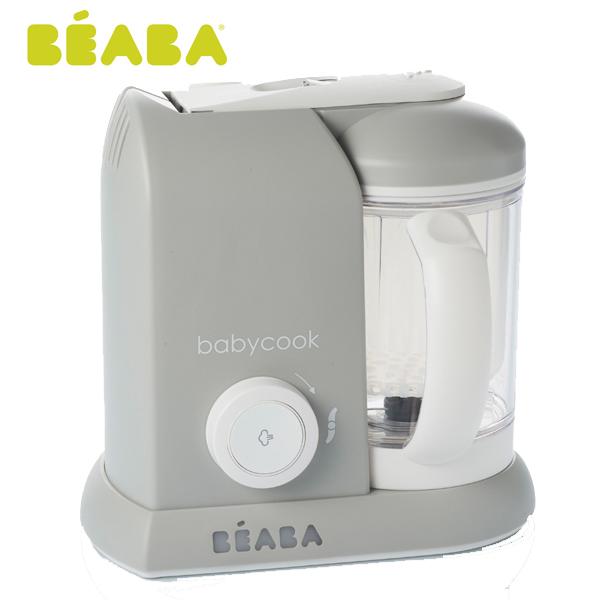 BEABA(ベアバ) ベビークック離乳食メーカー グレー [あす楽対応]
