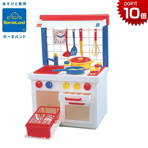 ボーネルンド [キッチンセンター] [あす楽対応] おもちゃ キッチン ままごと おままごと ダントーイ キッチンセンター Dantoy