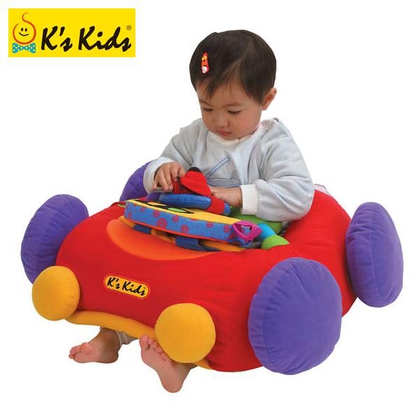正規品 K's Kids(ケーズキッズ) [ジャンボ・ゴー・ゴー・ゴー] [あす楽対応] くるま おもちゃ 乗用玩具 車