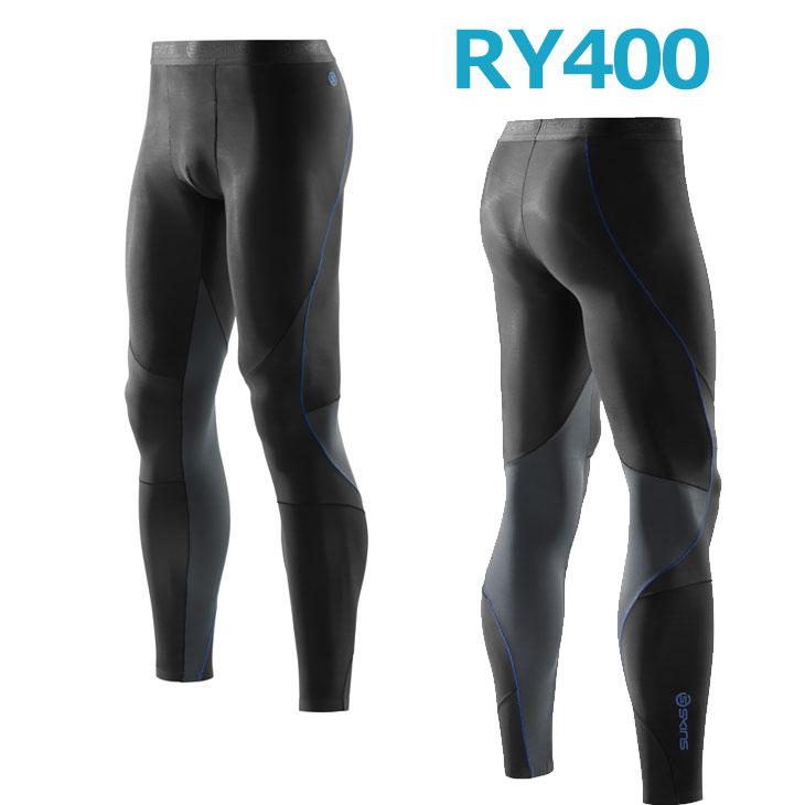 スキンズ skins RY400 メンズロングタイツ K43205001D コンプレッション インナー
