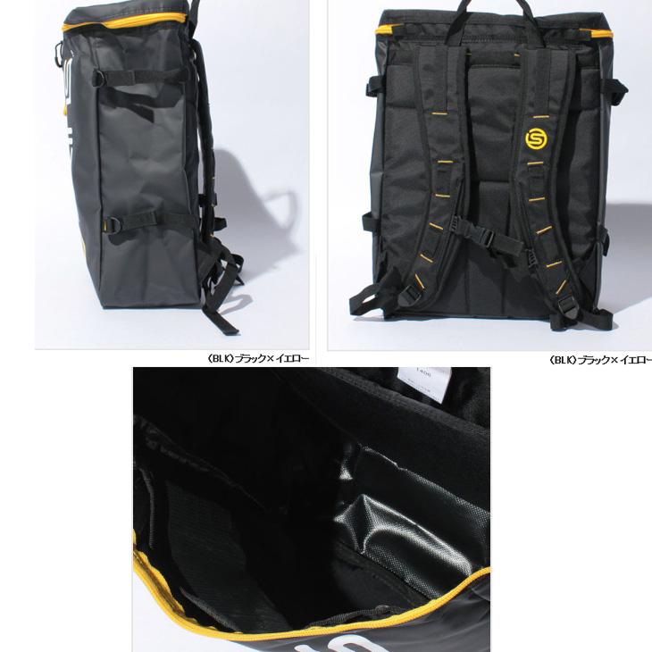 skins back pack rucksack backpack (15-SS)