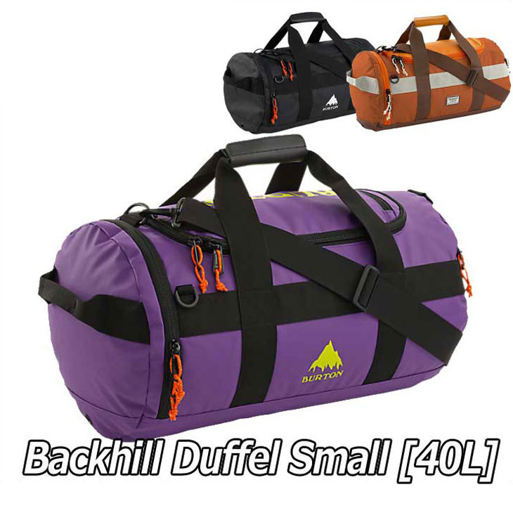 【通販激安】 15 [40L]】 FALL/WINTER 15 BURTON バートン【Backhill Duffel Small [40L] Duffel】 Travel バッグ 日本正規品【返品種別SALE】, 高品質ダイヤモンド Bella Rouge:50177940 --- supercanaltv.zonalivresh.dominiotemporario.com