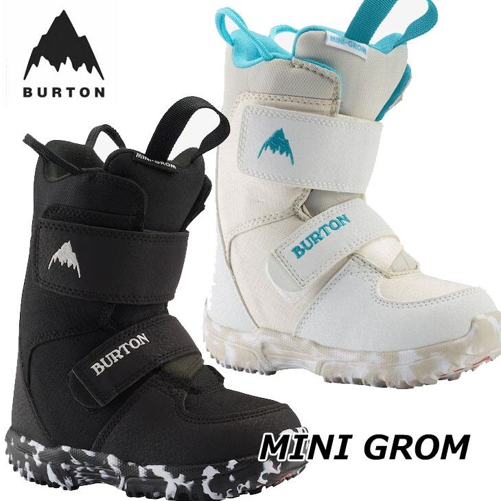 2020-2021 新登場 BURTON boots スノーボード 子供用 20-21 バートン ブーツ AL完売しました キッズ ミニグロム日本正規品 返品種別OUTLET MINI ship1 GROM