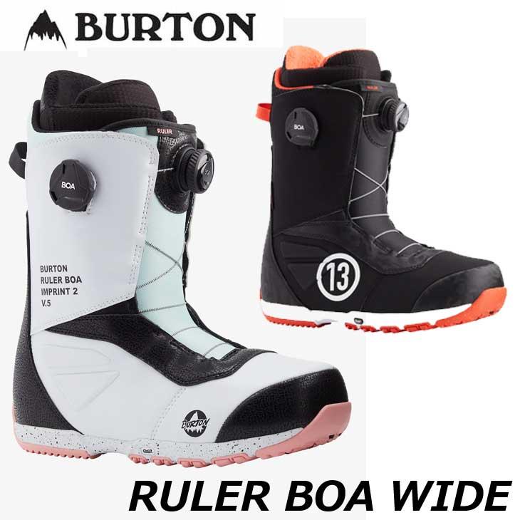 2020-2021 BURTON boots スノーボード ボアシステム ダイアル式 20-21 バートン ship1 メンズ ブーツ 返品種別OUTLET RULER BOA 年末年始大決算 超目玉 Wide 日本正規品