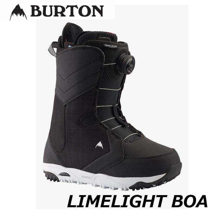 即納 往復送料無料 2020-2021 BURTON boots スノーボード ダイアル式 ボア 20-21 バートン 日本正規品 返品種別OUTLET Wide ship1 BOA レディース LIMELIGHT ブーツ