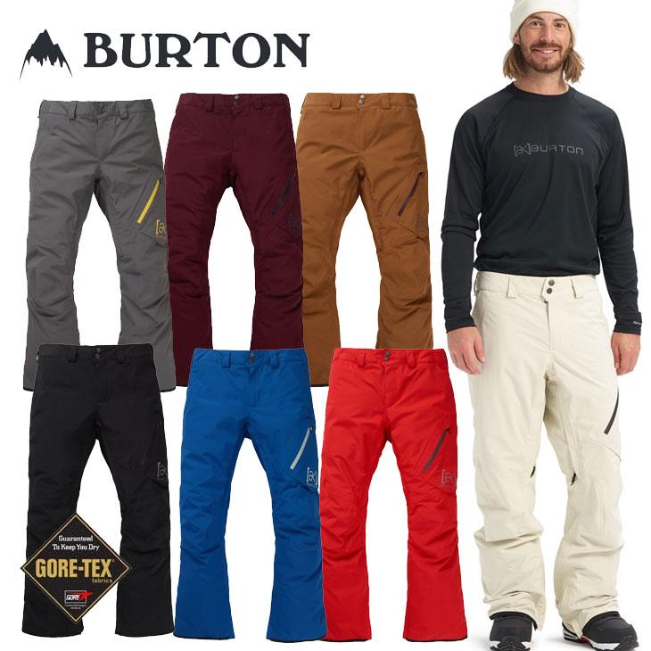 19-20 BURTON バートン メンズ ウエア スノーボード ゴアテックス ak Gore-Tex Cyclic シクリック Pant パンツ ship1