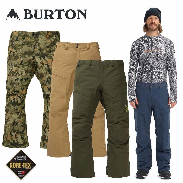 バートン ウエアー MENS ゴアテックス パンツ 19-20 BURTON メンズ 完売 爆買い新作 Gore-Tex Pant ウエア ak スノーボード Swash 返品種別OUTLET ship1