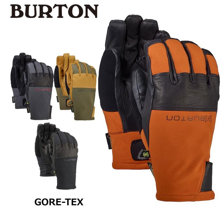 18-19 Burton バートン グローブ ゴアテックス [ak] GORE-TEX Clutch Glove【返品種別OUTLET】