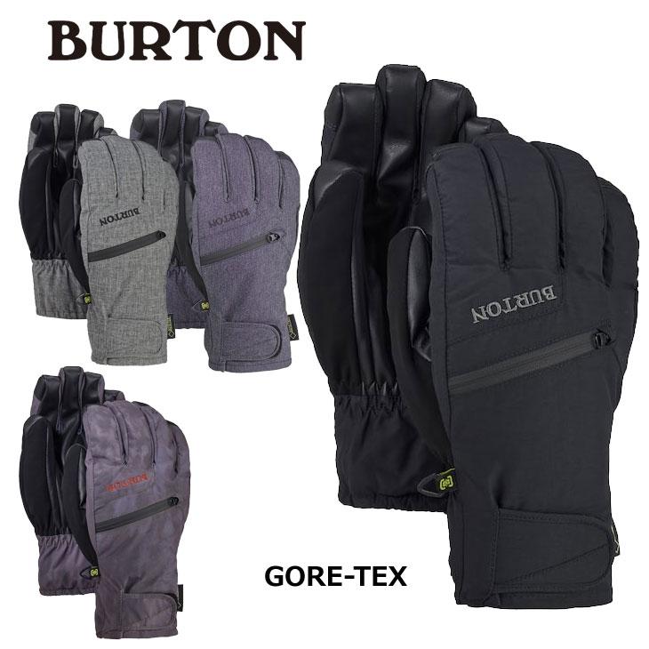 18-19 Burton バートン グローブ ゴアテックス Men's Burton GORE-TEX Under Glove【返品種別OUTLET】