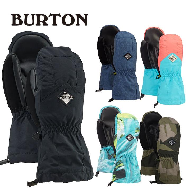BURTON バートン キッズ グローブ  19-20 BURTON バートン キッズ グローブ Kids Burton Profile Mitten ミット (4-13才再向け)【返品種別OUTLET】