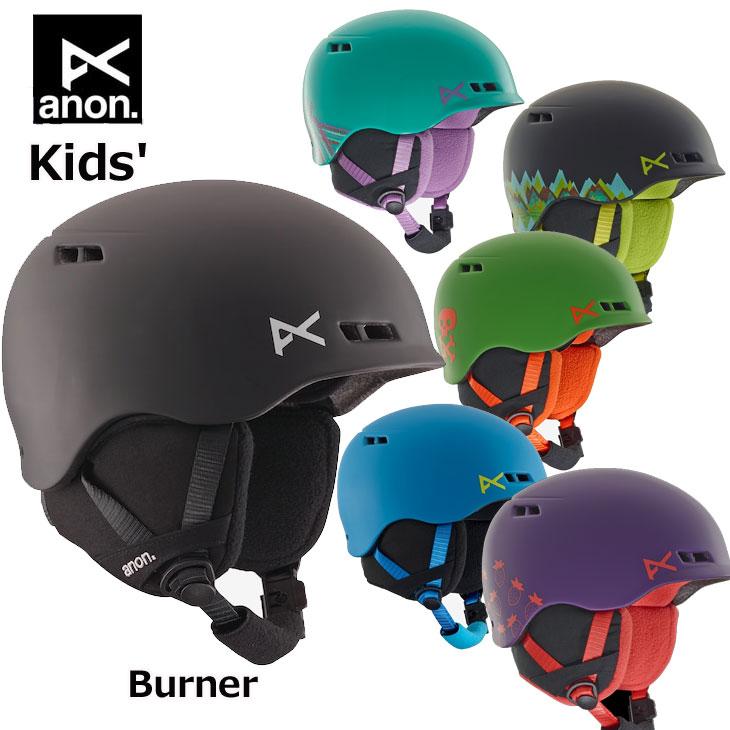18-19 ANON アノン キッズ ヘルメット Kids' Anon Burner バーナー ship1