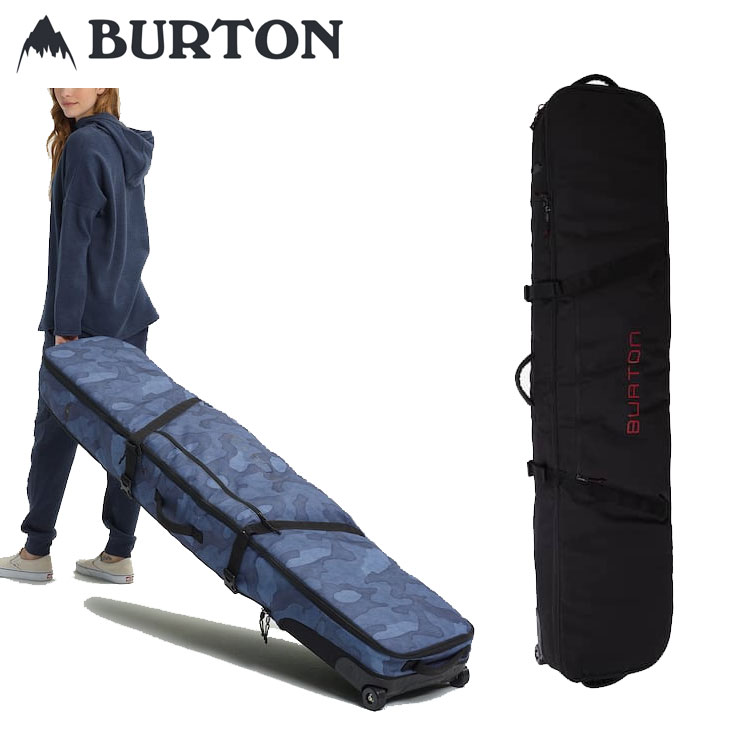 18-19 WINTER BURTON バートン 【Wheelie Board Case 】 ボードバッグ ship1【返品種別OUTLET】