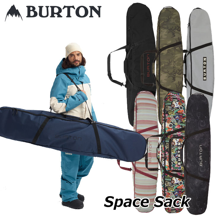 19-20 BURTON バートン ボードケース FALL WINTER  Space Sack Board Case Board Bag バッグ