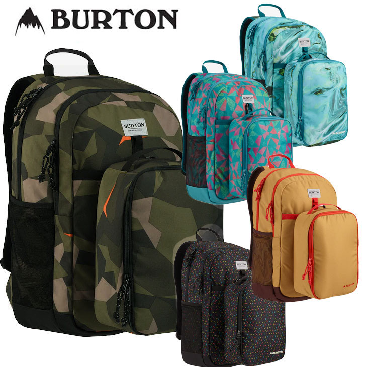 19-20 BURTON バートン キッズ リュック FALL WINTER KIDS Lunch-N-Pack 35LBackpack バッグ