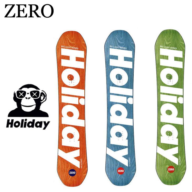 19-20 HOLIDAY ホリデイ ZERO ゼロ 予約販売品 ship1