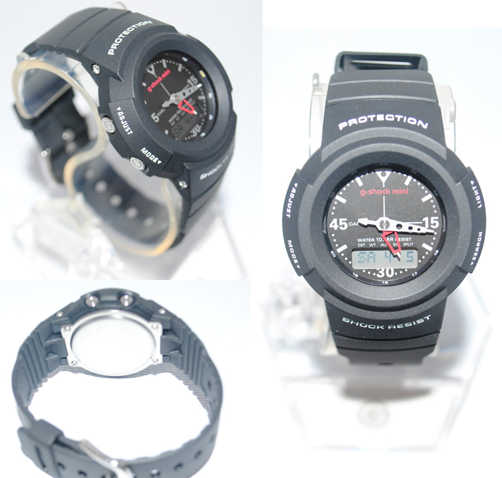 G-shock mini/CASIO (CASIO) G-shock mini g-shock collar
