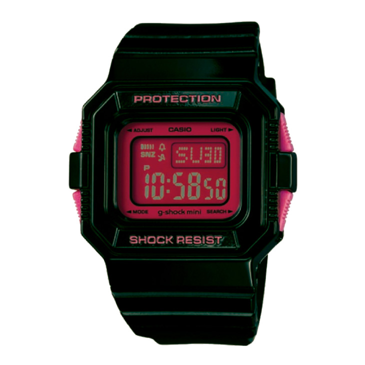 G-shock mini/CASIO (CASIO) G shock mini 6600 g-shock collar