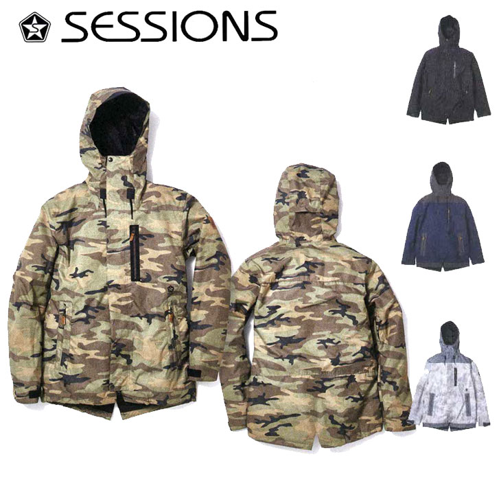 18-19 SESSIONS セッションズ メンズ SCOUT JACKET ジャケット 【返品種別OUTLET】