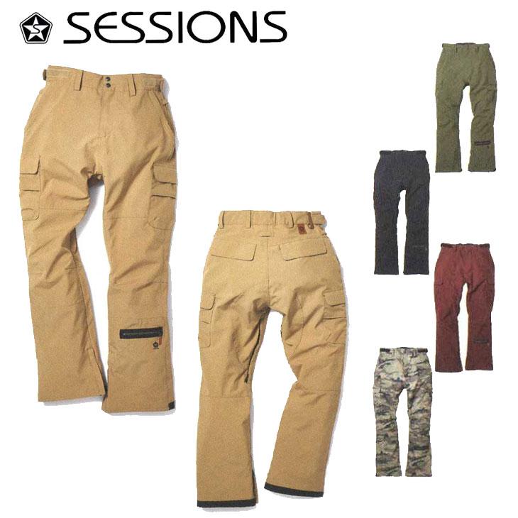 18-19 SESSIONS セッションズ メンズ SQUADRON PANT パンツ 【返品種別OUTLET】