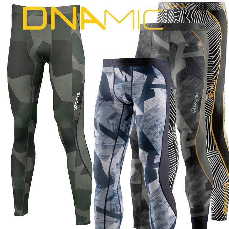 スキンズ メンズ ロングタイツ  SKINS A200 DNAMIC CORE メンズ ロングタイツ   限定カラー【正規品】 コンプレッション【返品種別OUTLET】