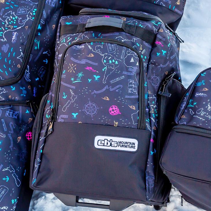 スノーボード 収納バッグ 安心の実績 高価 買取 強化中 eb's エビス NEWモデル 21-22 当店は最高な サービスを提供します ebs バッグ CONTAINER WHEEL 予約販売品 11月入荷予定 コンテナウィール 収納