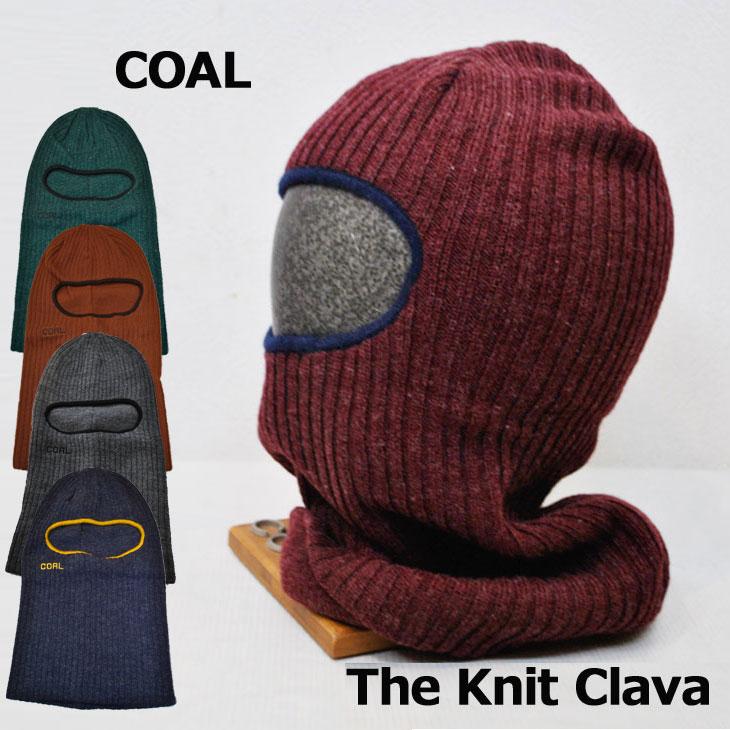 受注生産品 COAL コール ニット バラクラバ Knit 全品最安値に挑戦 Clava 229505 The