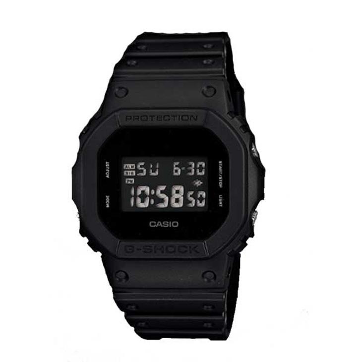 カシオ G-SHOCK 【DW-5600BB-1JF 】人気のソリッドカラー BLACK【日本正規品】 ship1
