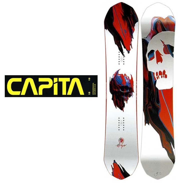18-19 CAPiTA ( キャピタ )【ULTRAFEAR Japan Limited 】 ウルトラフィアー スノーボード 板 snow board ship1【返品種別OUTLET】