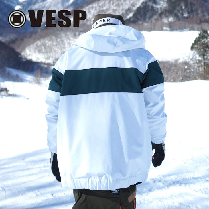 19-20 VESP ベスプ メンズ ウェアー 【VPMJ19-03 】ATHLE LIGHT JACKET スノーボード SNOW WEAR 予約販売品 ship1