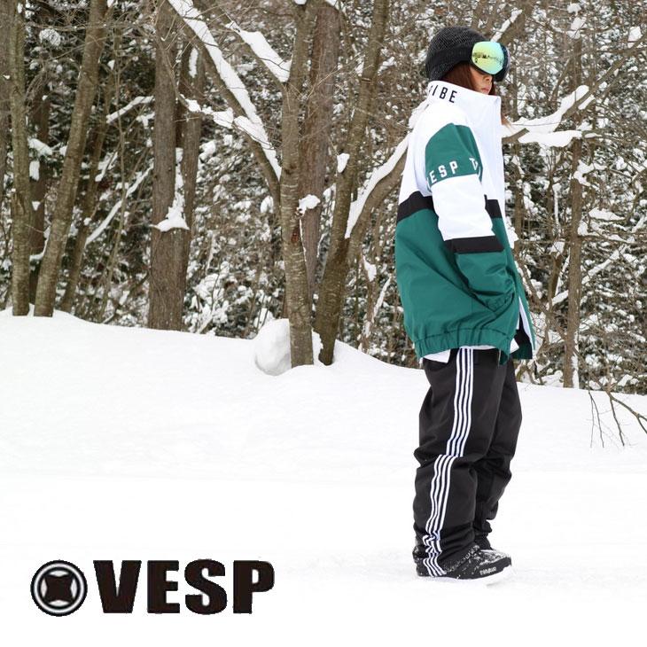 19-20 VESP ベスプ メンズ ウェアー 【VPMP19-02 】FOURLINE TRACK PANTS SNOW WEAR 予約販売品 ship1