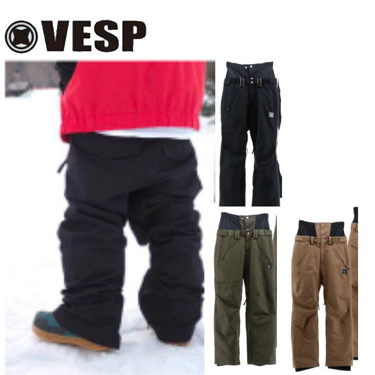 19-20 VESP ベスプ メンズ ウェアー 【VPMP19-09 】STANDARD PANTS SNOW WEAR 予約販売品 ship1