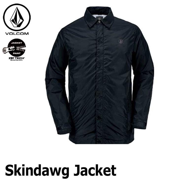 17-18 VOLCOM ボルコム アウターウェア HR&S ジャケット スノーボード 【Skindawg Jacket 】 正規品【返品種別OUTLET】 ship1